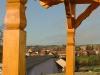 Poteaux de terrasse